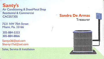 Sandy's Air Conditioning & SheetMetal Shop