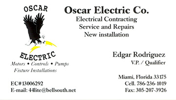 Oscar Electric Co.