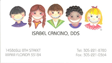 Isabel Cancino, DDS