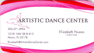 Artistic Dance Center