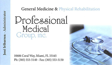 Professional Medical Group, Inc.